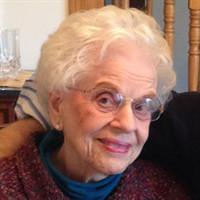 Dorothy M Dudine  August 8 1920  June 20 2018