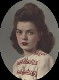 Glolria Rogers Worley  1923  2018