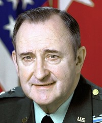 Major General William F Ward Jr United States Army  August 23 1928  June 21 2018 (age 89)
