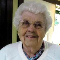Ms Janet McRoberts  July 2 1921  June 19 2018