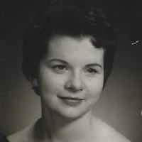 Peggy Louise Hammel  July 17 1934  June 18 2018