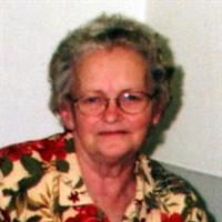 Margie Webster  April 28 1944  June 20 2018