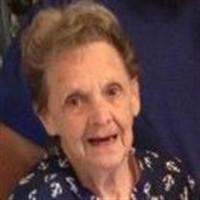 Edwina Mae Peer  February 24 1933  June 24 2018