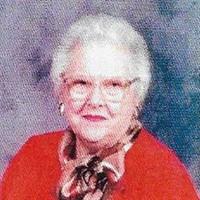 Frances D Hall  September 22 1921  June 25 2018