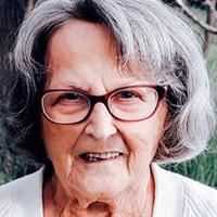 Barbara Jean Bergman  August 10 1939  June 20 2018
