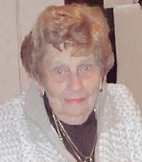 Dorothy Agnes Barker Bailey  December 1 1921 –