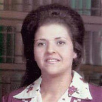 Frances Marie Perea  October 8 1940  June 27 2018