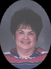 Helen Marie Wickerham DeClue  1943  2018
