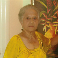 Ana Rosa Miranda  April 26 1926  June 1 2018