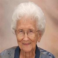 Ava Eilene Griffin  December 17 1922  June 17 2018