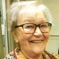 Betty Jean Elise Falkenberg  June 14 1936  May 28 2018