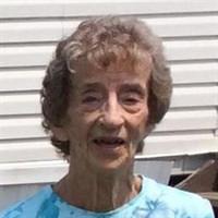 Doris J Holmes  July 5 1930  June 3 2018