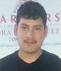 Eduardo Sayago Aguilar  October 14 1991  May 27 2018 (age 26)