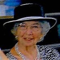 Elda Ruth Coughenour Thompson  August 26 1922  May 31 2018