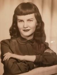 Evelyn  Weidl Mendick  1929  2018