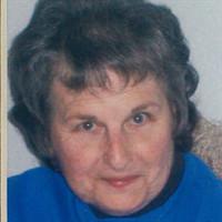 Genevieve J Joan Bedock  June 18 1936  May 29 2018