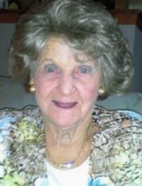 Gertrude Mae Pickos Mollman  1917  2018