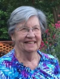 Gloria Ann O'Brien  2018