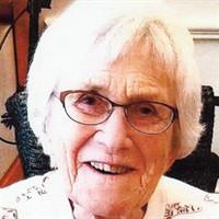 Margareta Hammarstrom  July 22 1925  June 18 2018