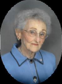 Margarette Guthrie Erwin  1919  2018