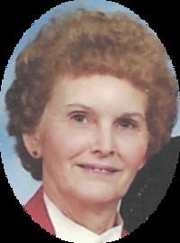 Martha Geraldine Johnson Blackmon  1939  2018