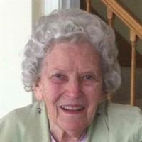 Mary Lou Weidenbener  January 8 1928  May 28 2018