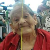 Paula Moreno Reza Lopez  March 2 1938  June 17 2018