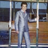 Regino Cristobal Flores Jr  November 19 1935  May 27 2018