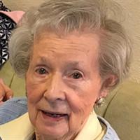 Roberta Lorraine Dillenback  March 6 1924  May 5 2018