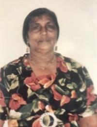 Rosy Pitamber  1933  2018