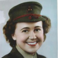Bonnie May Henderson  July 3 1922  June 30 2018