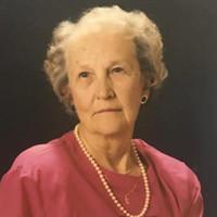 Florence Shaw Flenner  January 2 1921  July 1 2018