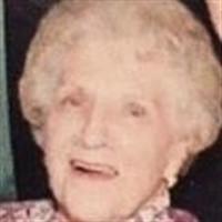 Eleanor B Nabozny  May 8 1927  July 1 2018