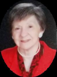 Joan D Partington Morgan  1938  2018