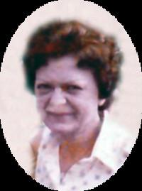 Mary Bernice Lienau Fox  1928  2018