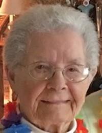 Mary Ellen Gilley Hertzog  1922  2018