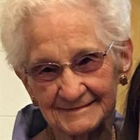 Pauline Wampler Shortridge  July 30 1927  June 27 2018