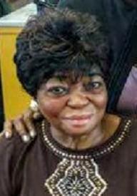 Essie Mae Thaxton Hughes  November 7 1934  July 5 2018 (age 83)