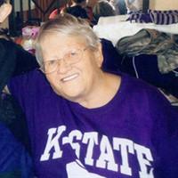 Patricia Patsy McGann nee Robinson  March 29 1947  July 6 2018