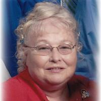 Phyllis Elaine Teague  August 5 1947  July 12 2018