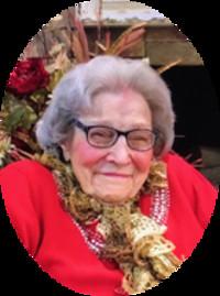 Clara Mae Fish Martin  1916  2018