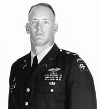 Lt Col Christopher Fleet Oswalt  May 31 1960  July 19 2018 (age 58)