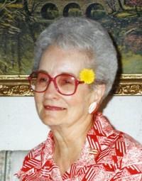 Madeline Sanderson  2018