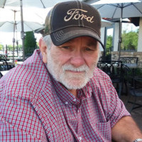 Richard Tony Thompson  July 22 2018