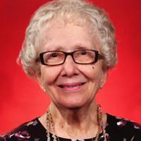 Susanna A Verhoff  May 7 1931  February 23 2018
