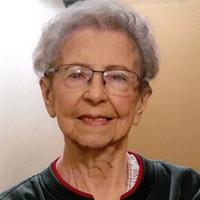 Patricia Ann Arnett  October 16 1928  July 23 2018