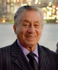 Byron R Segovia Vallejo  September 23 1939  July 27 2018 (age 78)