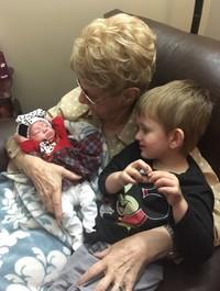 Wilma Jean Hoglen  July 8 1937  July 24 2018 (age 81)