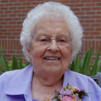Helen J Klauss  June 8 1922  July 27 2018