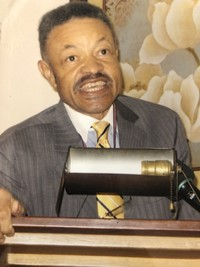 Cleric Ray Gladney Sr  June 25 1947  July 25 2018 (age 71)